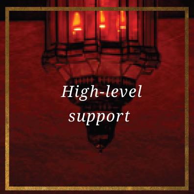 5.-Highlevelsupport